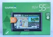 GARMIN GPS System NUVI 55 LM